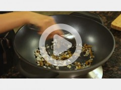 Chef Yeo Mushroom Dan Dan Mein